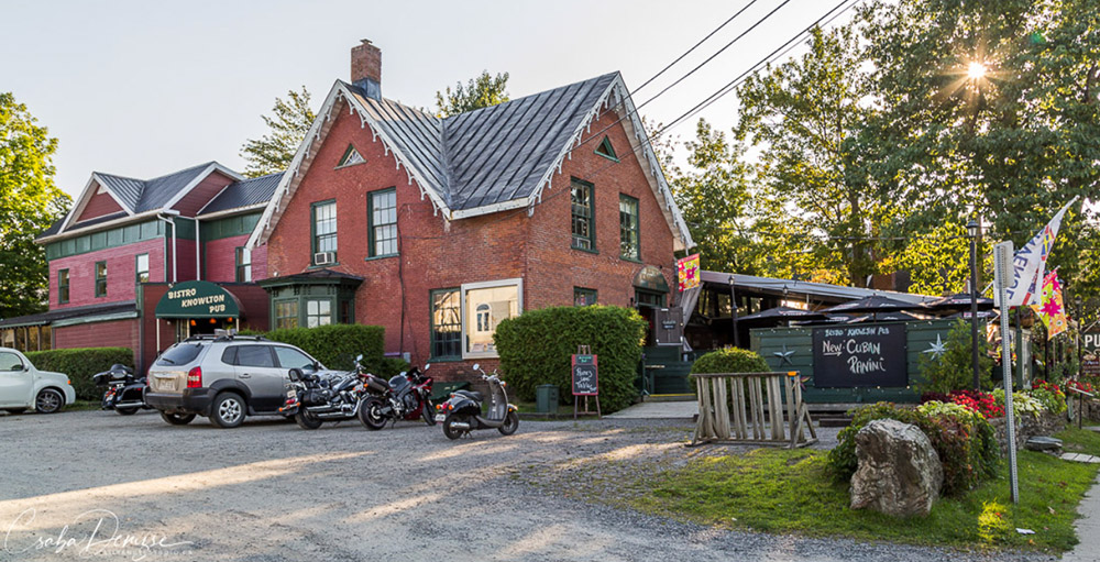 Bistro Knowlton Pub