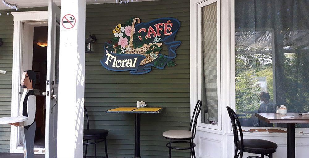 Café floral
