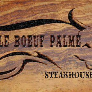 Le Bœuf palmé