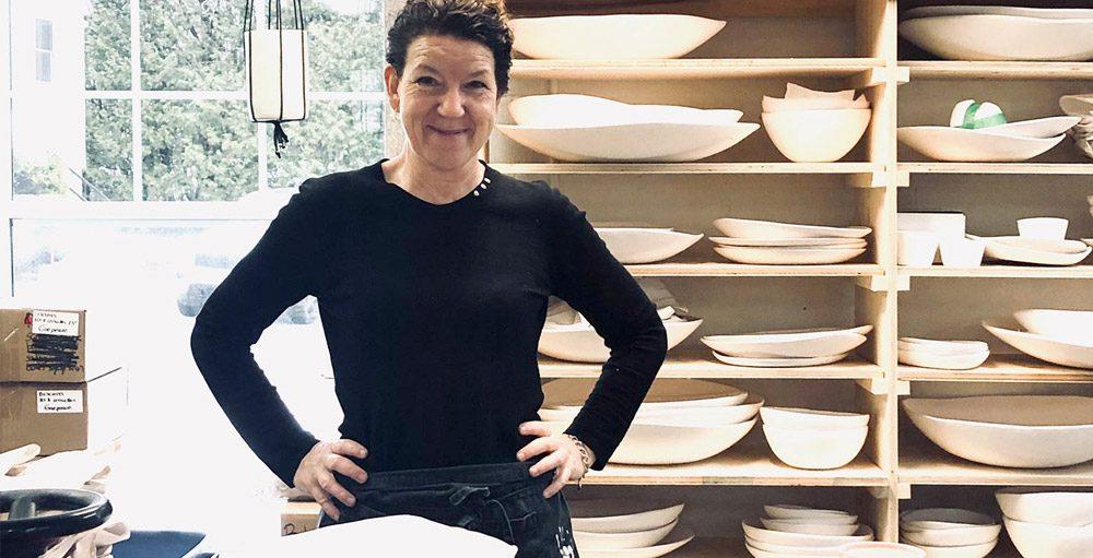 Rachel Grenon, céramiste