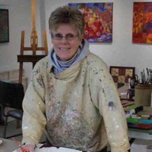 Sarah Porter, artiste-peintre