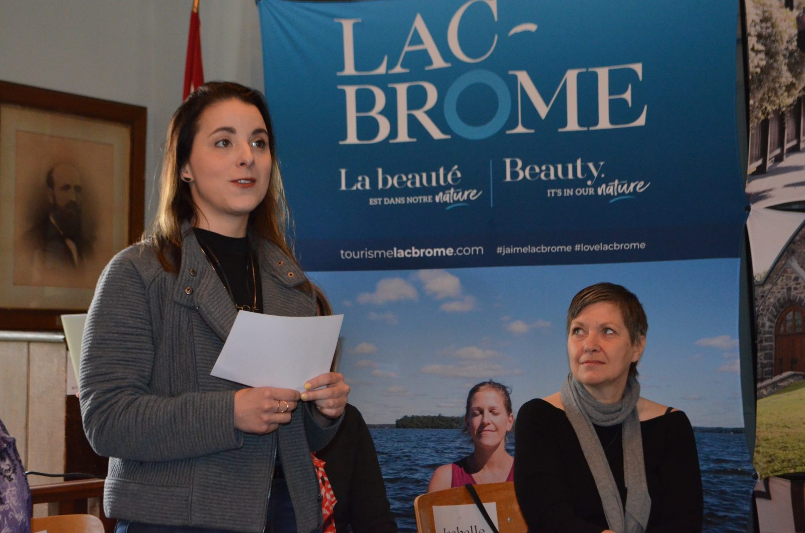 A Promising Tourist Season in the Town of Brome Lake