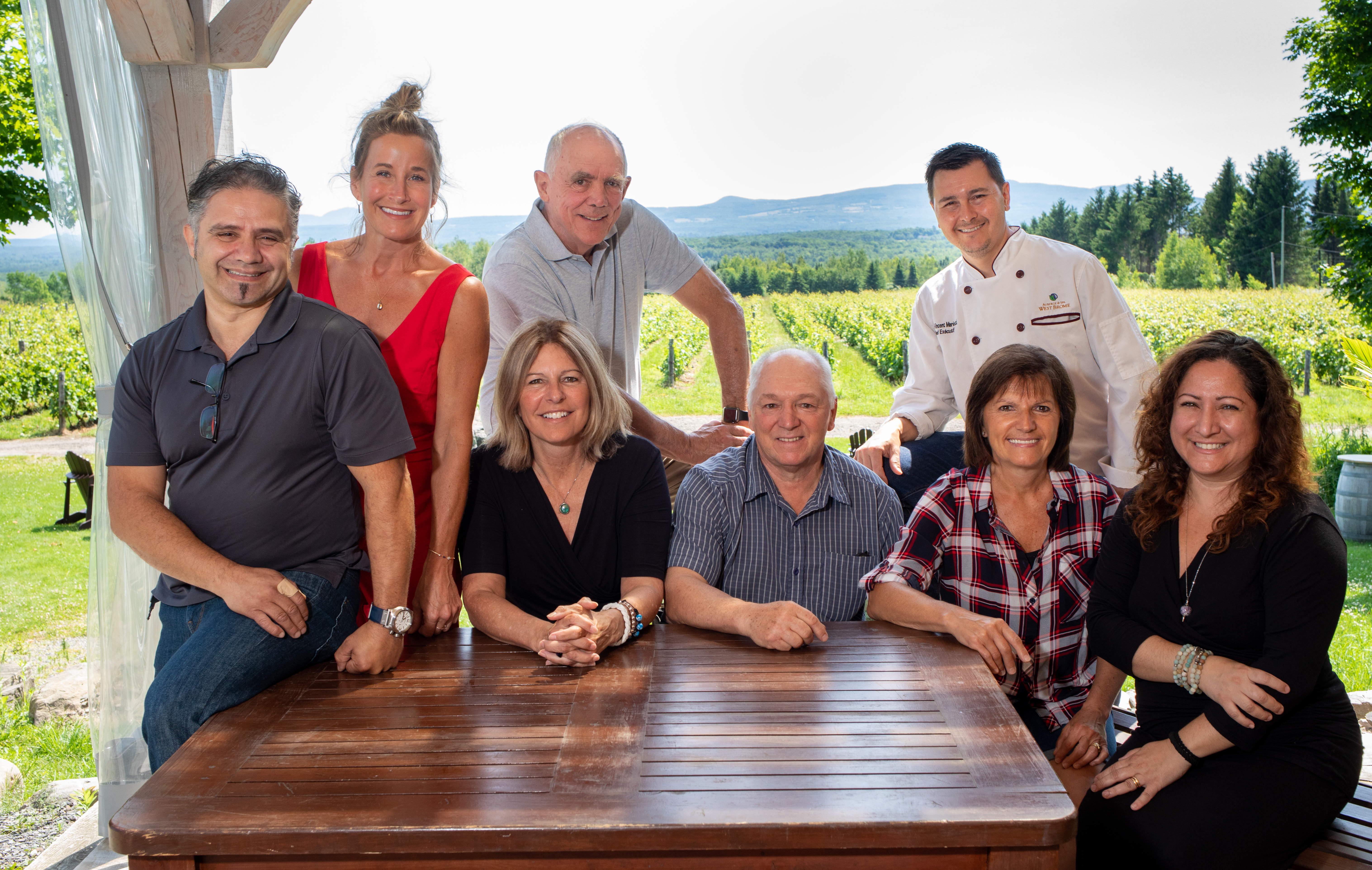 La Grande Tablée: a gastronomic alliance with the Brome Lake local products