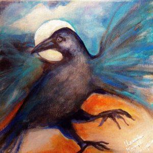 Ursula Kofahl Lampron, artiste-peintre