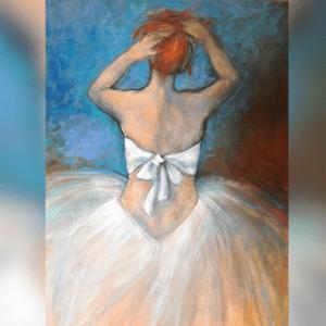 Ursula Kofahl Lampron, painter