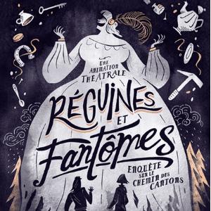 Réguines et Fantômes @ Société historique du comté de Brome | Knowlton | Quebec | Canada